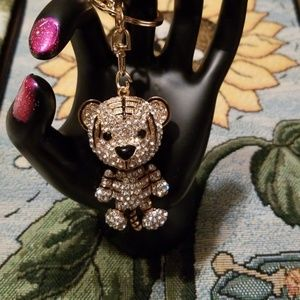 Accessories - 💎🐯 Tony The Tiger 🐯 Rhinestones 💎 Keychain 👜